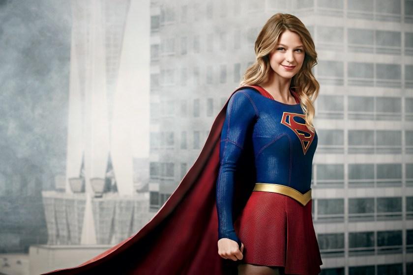 Supergirl – Melissa Benoist è stata vittima di violenza domestica