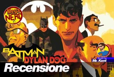 batman dylan dog recensione