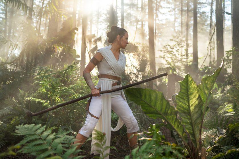 Rey (Daisy Ridley) in STAR WARS: THE RISE OF SKYWALKER.