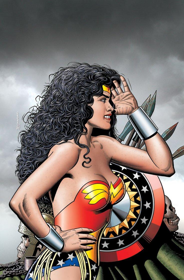 Wonder Woman #750, variant cover di Brian Bolland