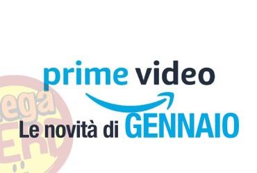 prime video GENNAIO