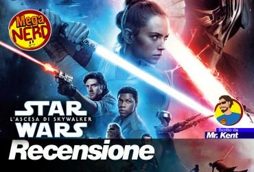 recensione star wars l'ascesa di skywalker main