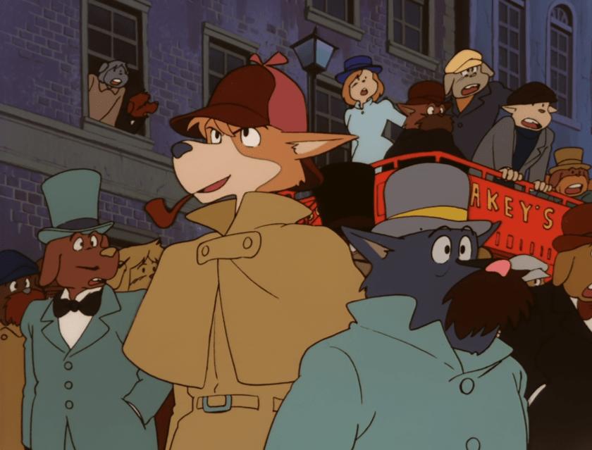 Il fiuto di Sherlock Holmes