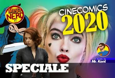 speciale cinecomics 2020
