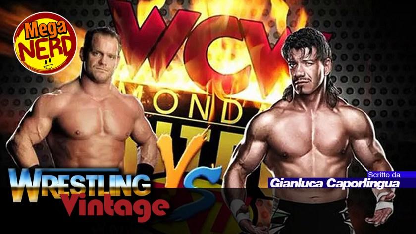 wrestling vintage chris benoit eddie guerrero