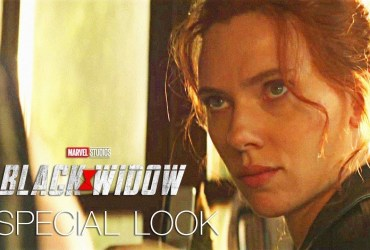 black widow special look