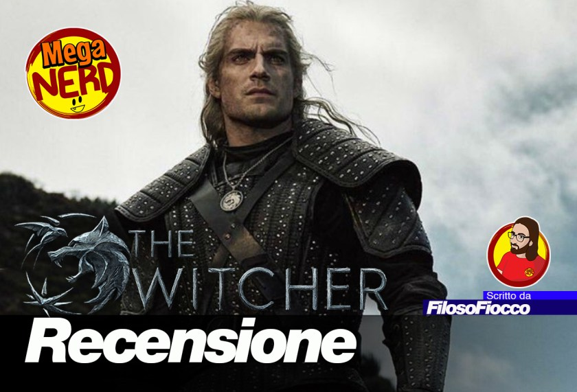 recensione the witcher