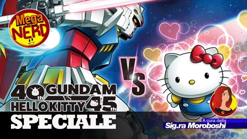 speciale gundam vs hello kitty social