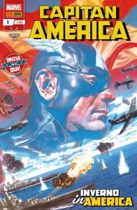 capitan america 1 panini comics