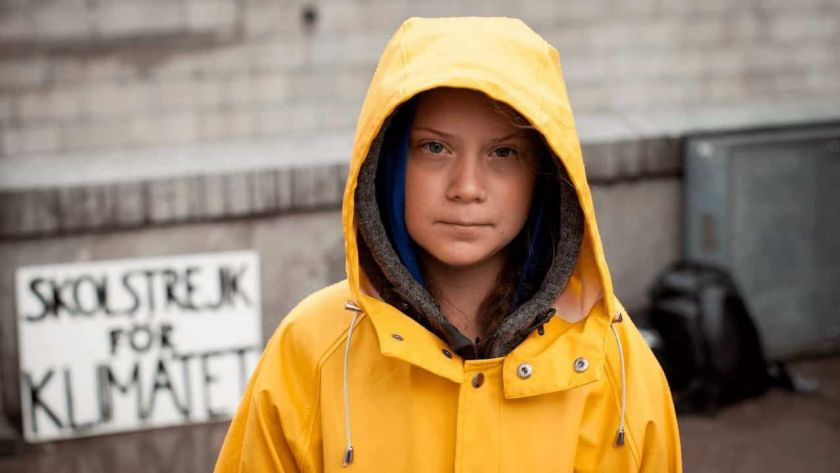 Greta Thunberg Serie BBC