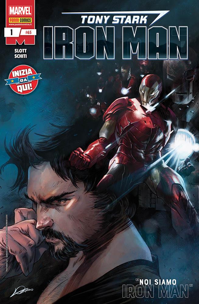 Tony Stark: Iron Man nn. 1-15