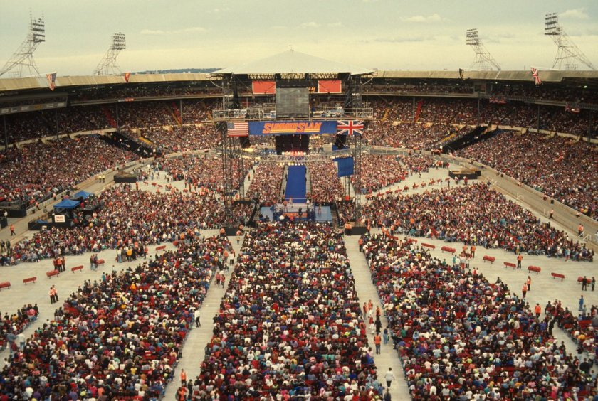 summerslam 92 uk