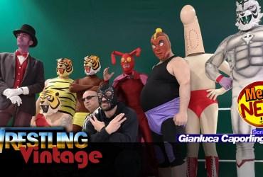 wrestling vintage crossover wrestling