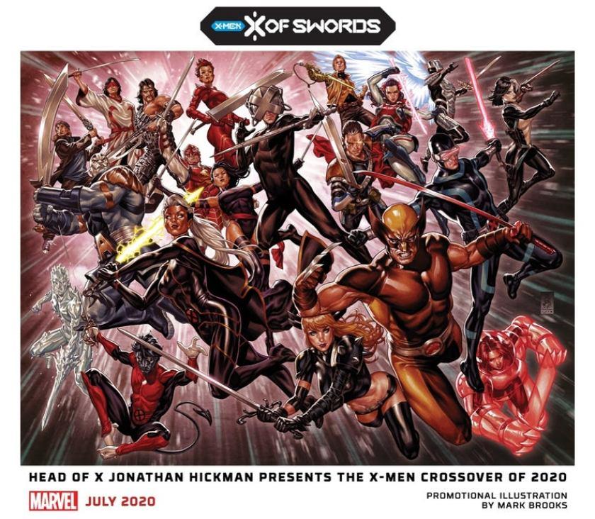 x of swords promo