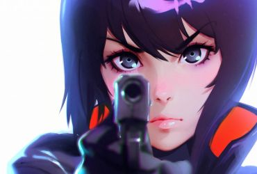 ghost in the shell:SAC_2045