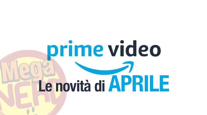 prime video APRILE