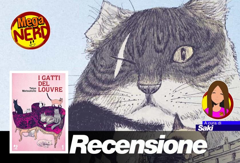 recensione i gatti del louvre