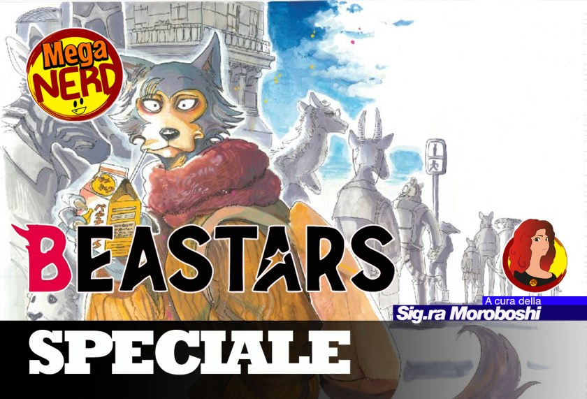 speciale beastars