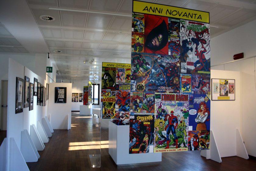 museo del fumetto milano