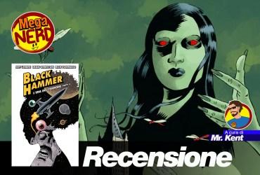 recensione black hammer vol 4