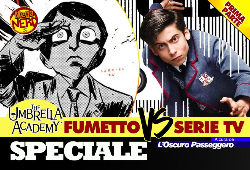 speciale umbrella academy 1