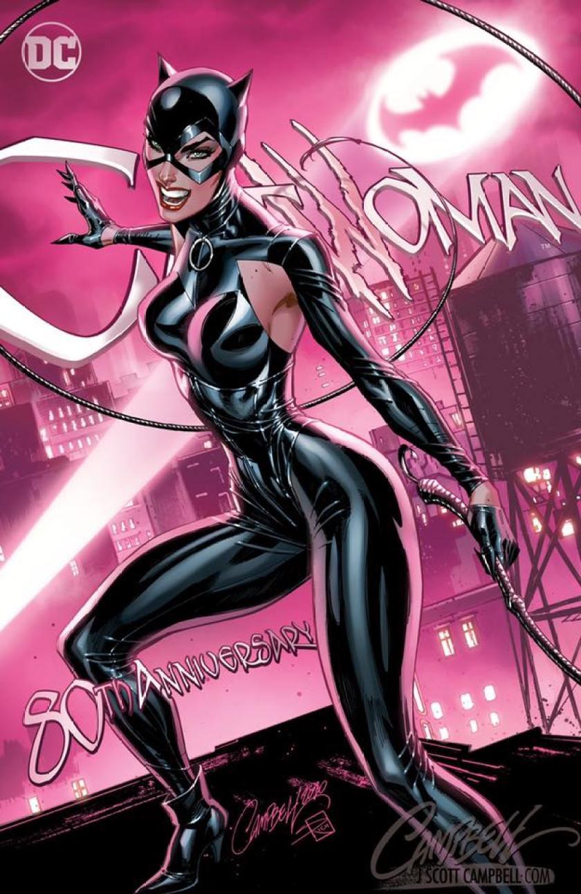 Catwoman modern