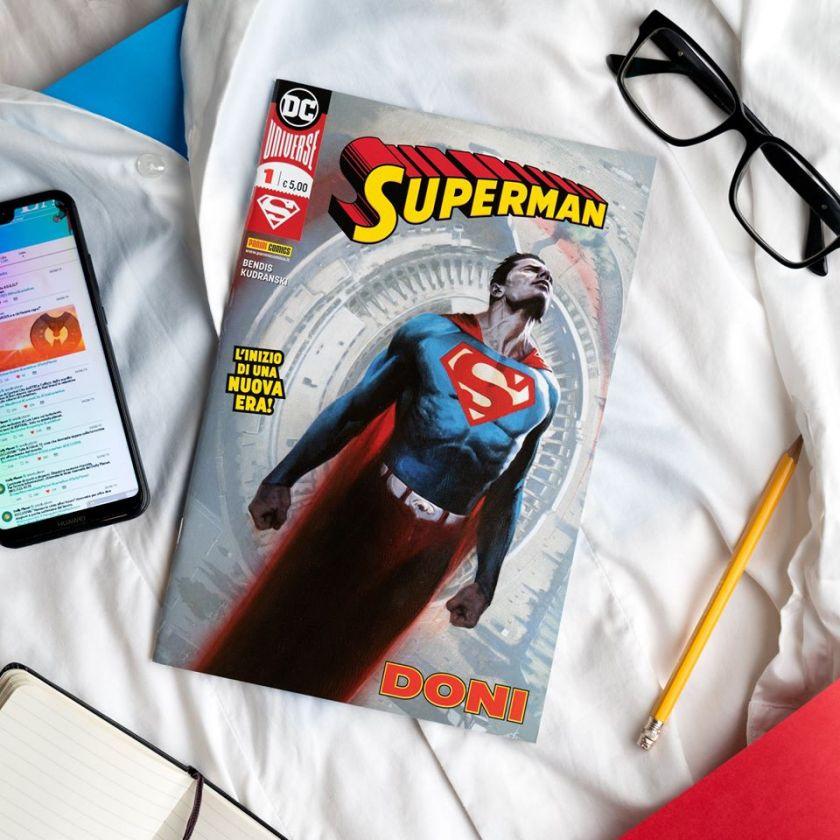 superman 1 panini