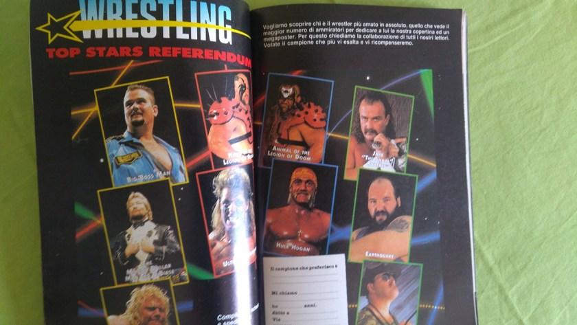 wrestling magazine 1