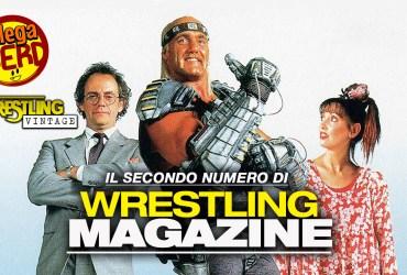 wrestling vintage il secondo numero di wrestling magazine