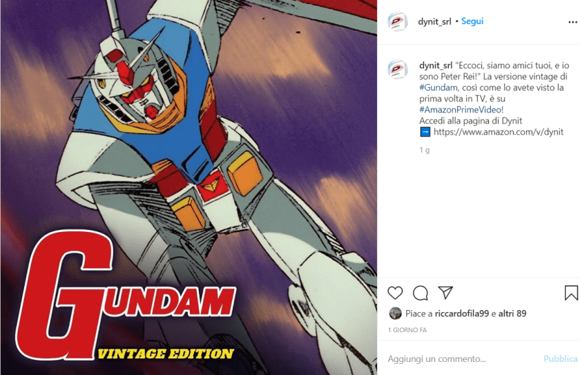 Gundam - photo cresdits: web