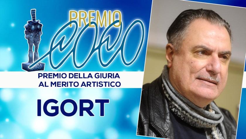 PREMIO DELLA GIURIA AL MERITO ARTISTICO