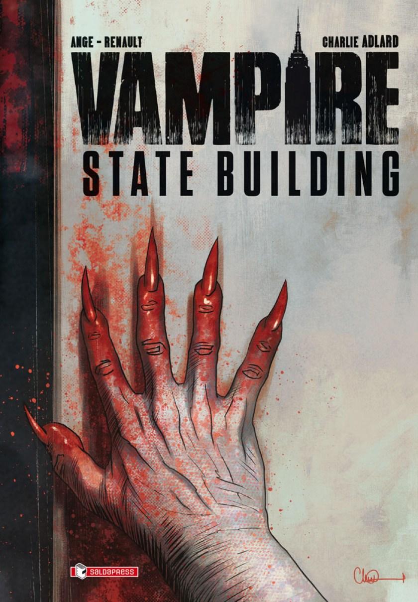 Vampire State Building - Photo credits: web