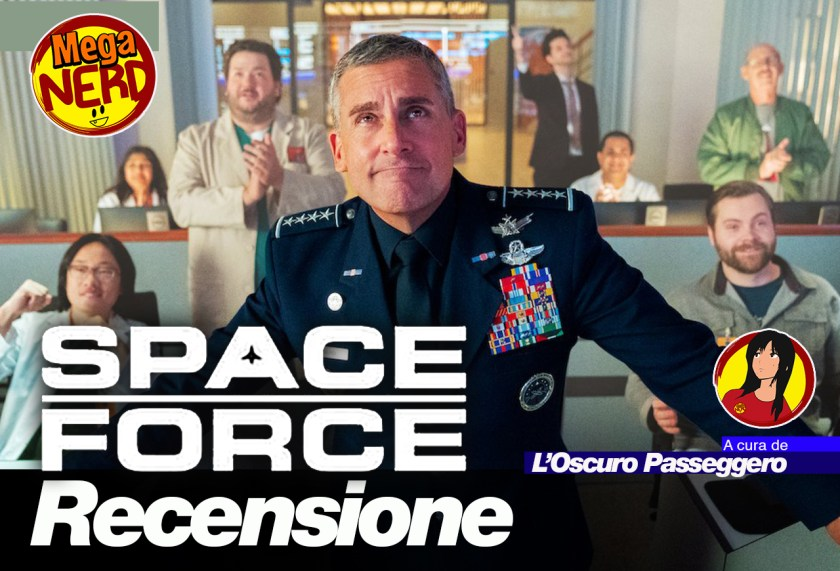 recensione space force stagione 1