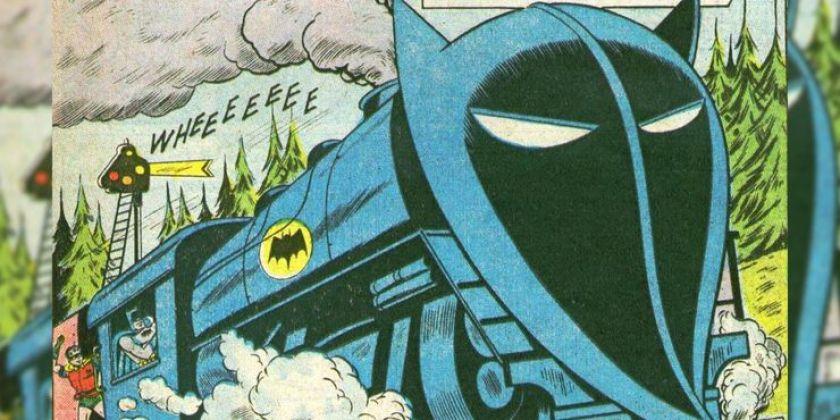 bat train