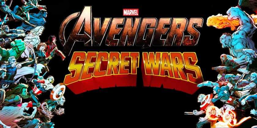 Secret Wars - Photo credits: web