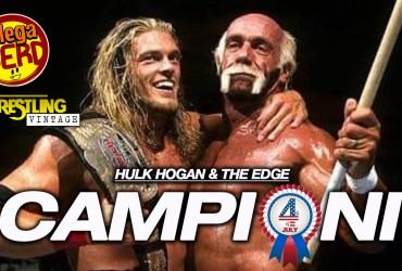 wrestling vintage hulk hogan the edge