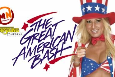 wrestling vintage the great american bash