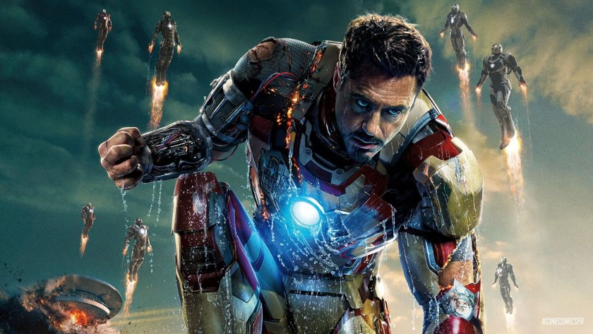 Iron Man - Photo credits: web