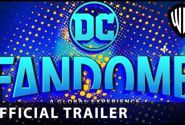 dc fandome trailer