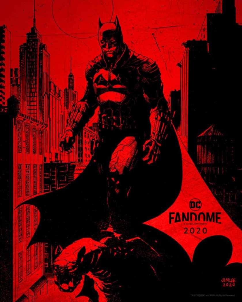 the batman jim lee