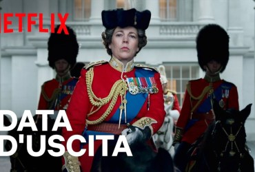 the crown 4 data uscita