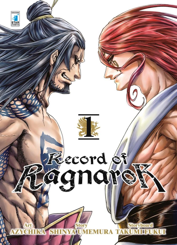 Record of Ragnarok n.1