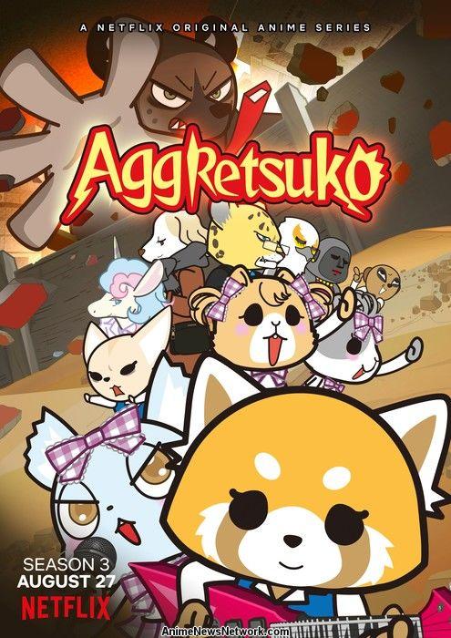Aggretsuko - Stagione 3