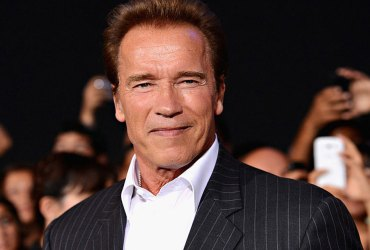 Arnold Schwarzenegger - Photo Credits: web
