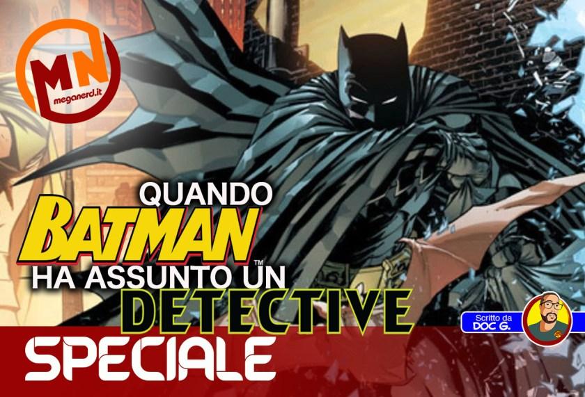 speciale batman detective