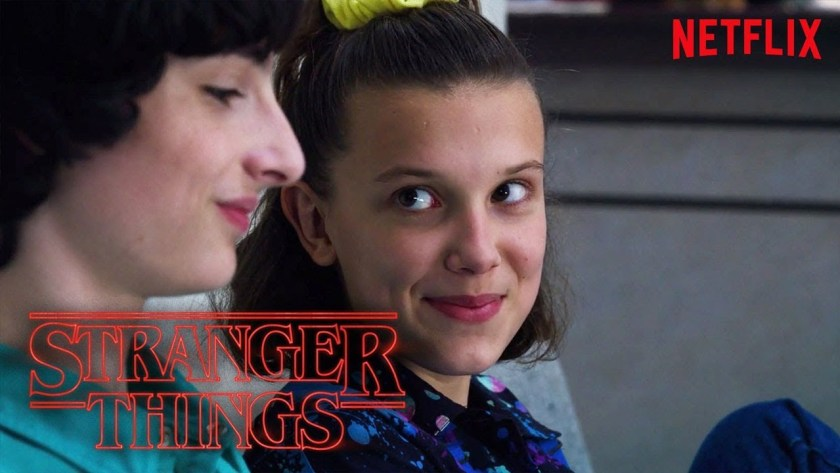 stranger things eleven mike