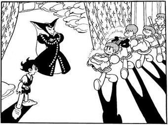 La principessa Zaffiro - I cavalieri gemelli