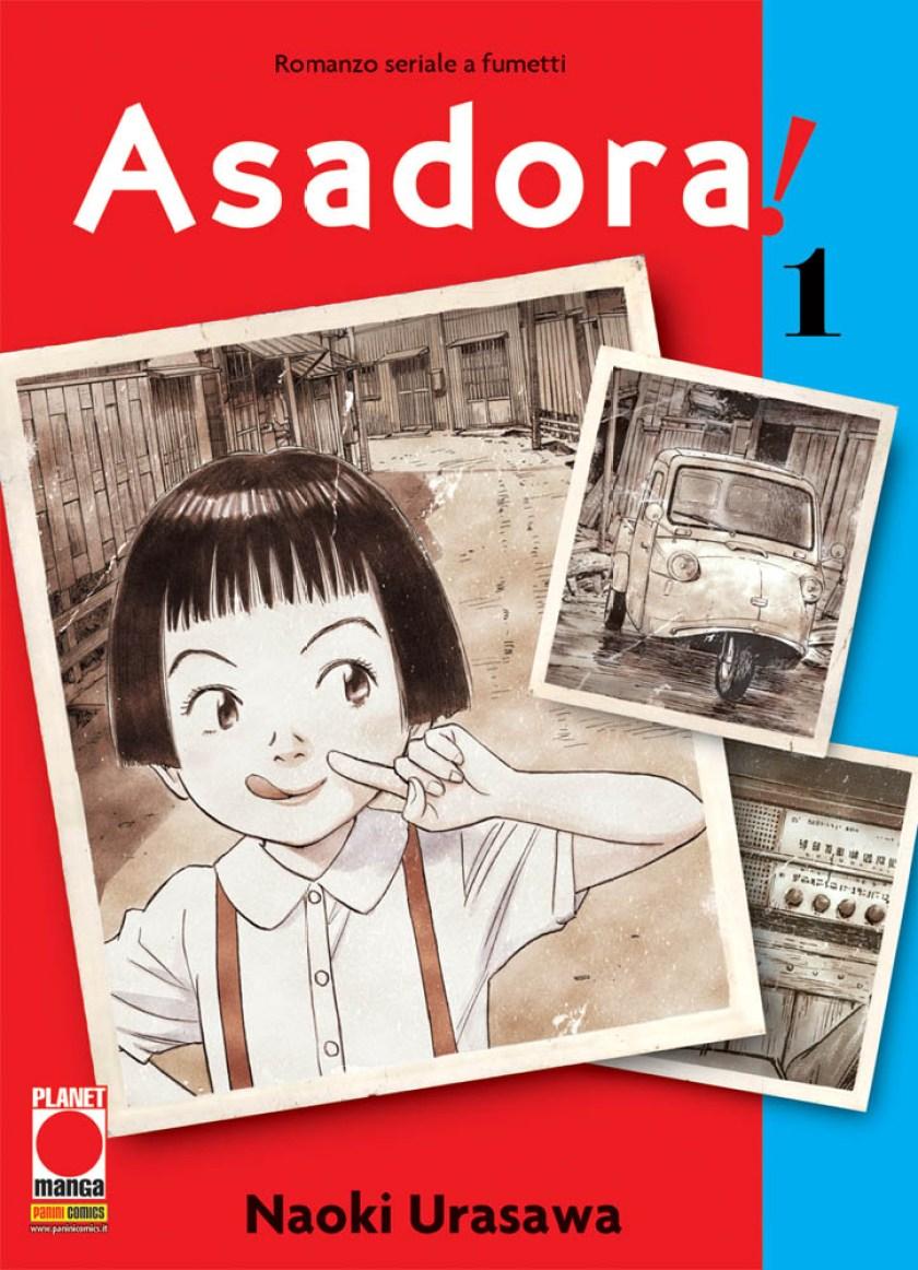 Lucca Changes Asadora