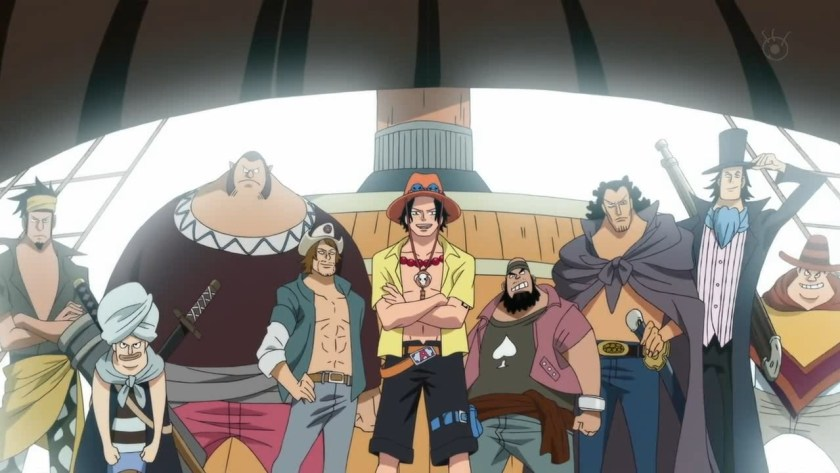 One Piece Novel A