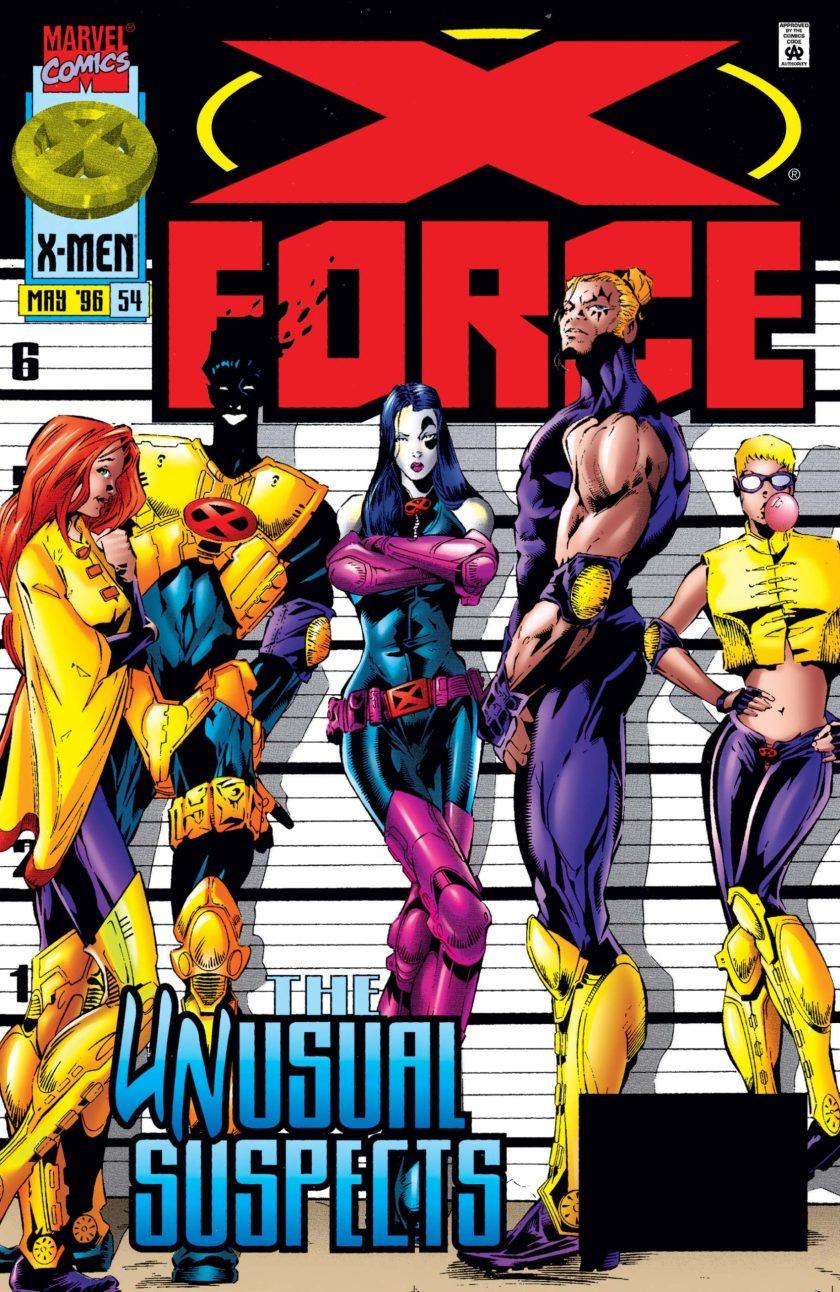 x-force 54